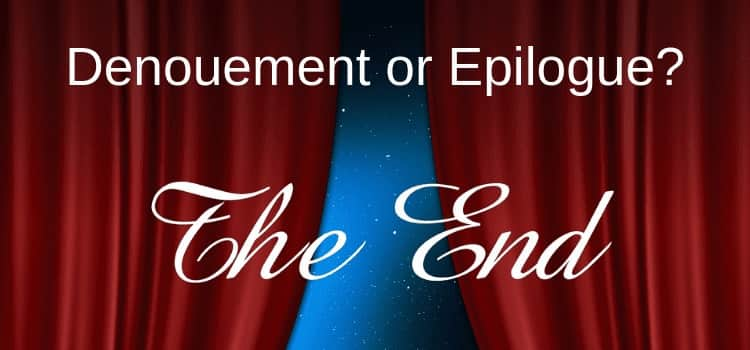 What's The Difference Between Denouement And Epilogue In Writing?