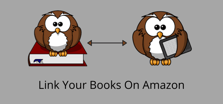 Link Books On Amazon