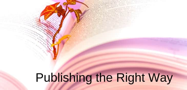 Publish the Right Way