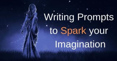 Writing Prompts Imagination