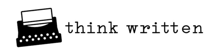 think written