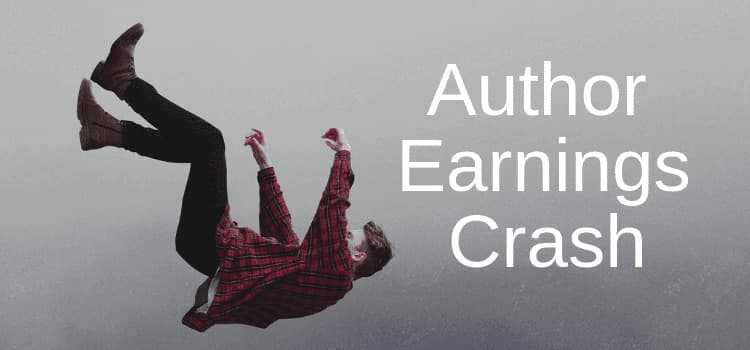 Author Earnings Crashed