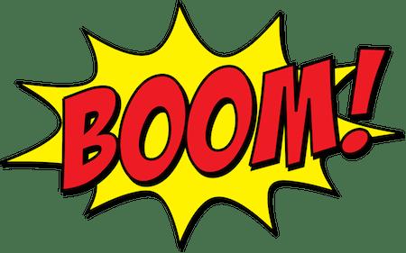 Onomatopeia verbs sound like the action