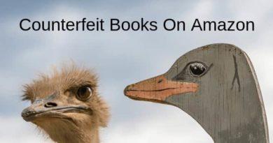 Counterfeit Books Amazon