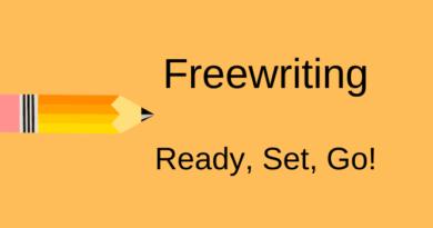 Using Freewriting