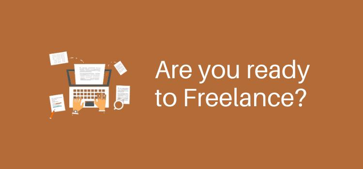 ready to freelance