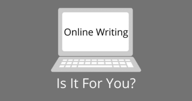 Is Online Writing For You