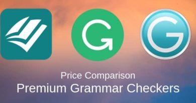 3 Premium Grammar Checkers