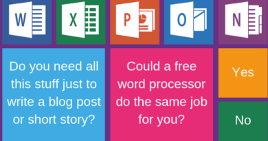 microsoft word alternatives