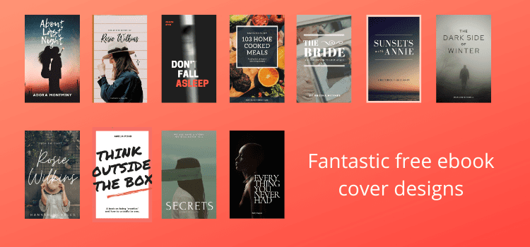free ebook covers