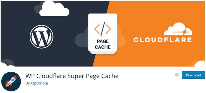 Cloudflare Super Page Cache