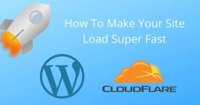 Fast Site Load