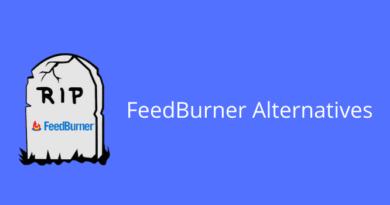Feedburner Alternatives