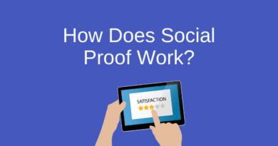 Does Social Proof Work
