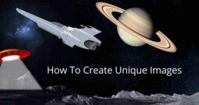 How To Create Unique Images