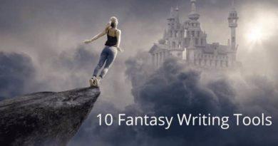10 Fantasy Writing Tools