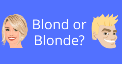 Blond or Blonde