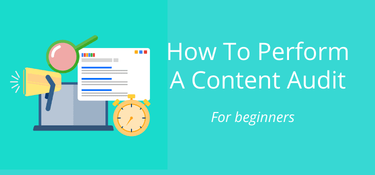 How to do your first SEO content audit