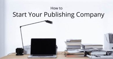 Start A Publishing Company