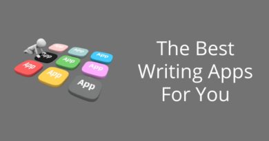 The Best Writing Apps For You