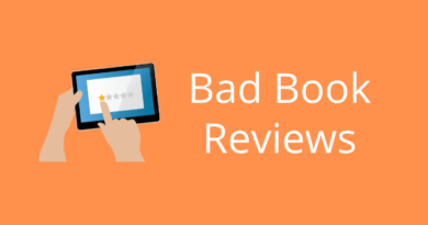 get bad amazon book reviews