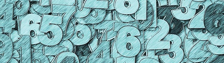 How to express numbers in different forms of writing