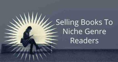 Sell Books In A Niche Genre