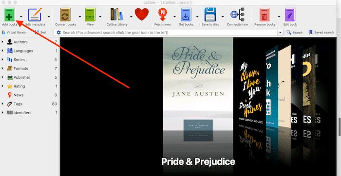 Kindle book pride and prejudice