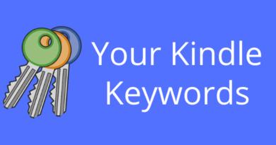 Your Kindle Keywords