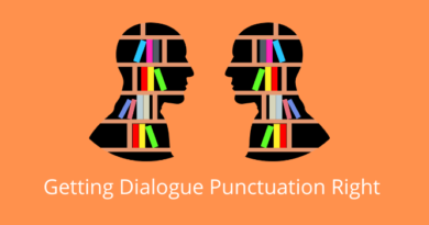 Dialogue Punctuation