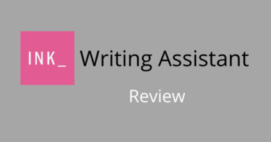 Ink Writing Assistant Review