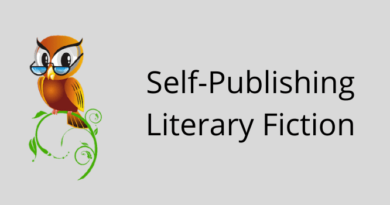 Self-Publishing Literary Fiction