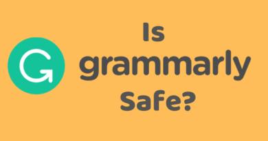 grammarly safe
