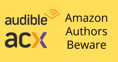 Amazon Authors Beware