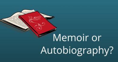 Memoir or Autobiography