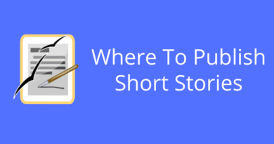 Where To Publish Short Stories