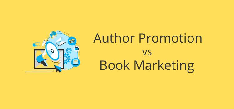 Author Promotion or Book Marketing