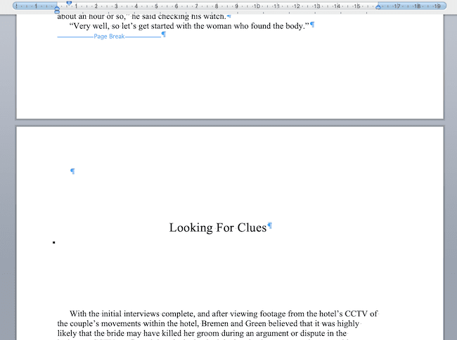 Format Ebook Chapter Complete