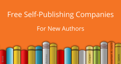 Free Self-Publishing Companies