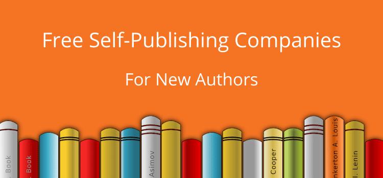 Free Self-Publishing Companies