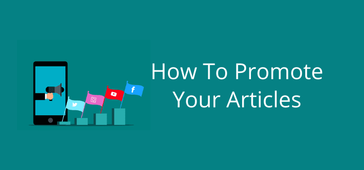 Promote Your Articles Online
