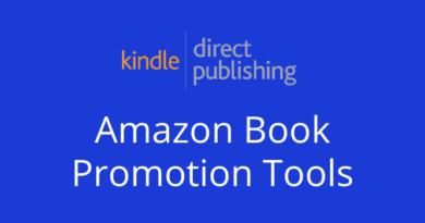 Amazon Book Promotion Tools