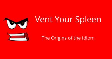 Vent Your Spleen