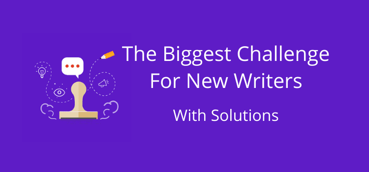 Challenge For New Writers