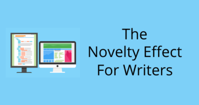 Novelty Effect For Writers