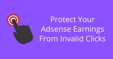 Protect Your Adsense Earnings