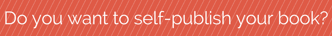Do you want to self-publish your book